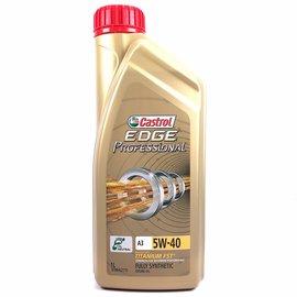 [機油倉庫]附發票Castrol EDGE Professional A3 5W-40 5W40全合成機油