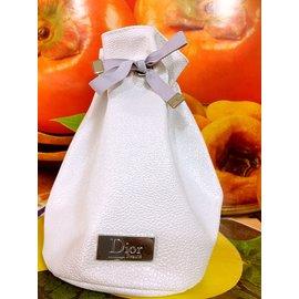 DIOR 迪奧化妝包 高雅精緻 宴會手拿包 有DIOR標誌 ~ 專櫃正貨