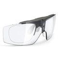 【凹凸眼鏡】義大利 Rudy Project MAYA flip-up前掛FROZEN ASH/透明變色片(不含鏡框)