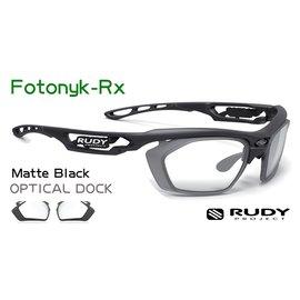 275801f10011 PChome Online 商店街- 凹凸眼鏡有限公司- 『凹凸眼鏡』義大利Rudy Project Fotonyk光學系列Black Matte    OPTICAL DOCK光學膠框)運動鏡~六期零利率
