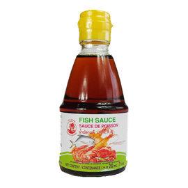 【蘋果市集NG商品-標籤汙損】COCK特級魚露200ml-類似醬油調味使用