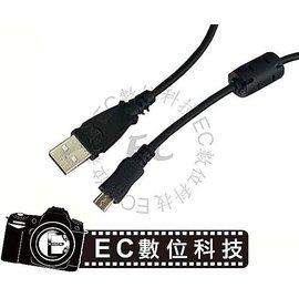 【EC數位】相機專用 傳輸線 高速 2.0 micro 轉 USB充電線 FUJIFILM Casio CANON