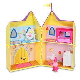 粉紅豬小妹 皇家系列 皇家塔房 Peppa Pig 佩佩豬 Princess Peppa