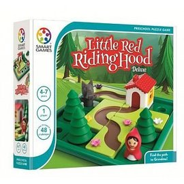 信誼 小紅帽 桌遊 SMART GAMES 比利時 little red riding hood 小紅帽