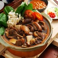 土羊哥 紅燒羊肉爐-帶皮(肉300g+湯1800cc/包)