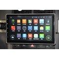 【征服CONQUER】A10通用型 10.1吋螢幕全觸控安卓多媒體主機/內建DVD+藍芽+導航+安卓四合一(數位.倒車選配)四核心