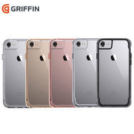 Griffin Survivor Clear iPhone 7 (4.7吋) 軍規防摔殼 手機保護殼 海思
