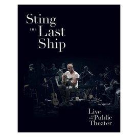 合友唱片 史汀 Sting  最後方舟現場 DVD Sting  Live At The
