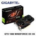 GIGABYTE 技嘉 GTX 1060 WINDFORCE OC 3G GV-N1060WF2OC-3GD 顯示卡