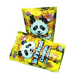 【蘋果市集★買六送三】Yo Friend 幽芙小熊餅乾-奶油口味80g×6包+贈品3包