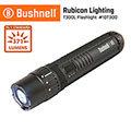 美國 Bushnell 倍視能 Rubicon 371流明 T300L 高亮度LED戰術防爆手電筒 #10T300 (公司貨)