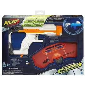 《 NERF 樂活打擊 》自由模組 - 攻擊防衛套件╭★  JOYBUS歡樂寶貝