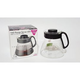 ~愛鴨咖啡~HARIO XVD~60B XVD60B 耐熱玻璃壺 咖啡承接壺 泡茶壺 600cc