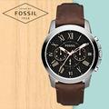 FOSSIL 手錶 專賣店 FS4813 男錶 石英錶 皮革錶帶 防水 強化玻璃鏡面 全新品 保固一年 開發票