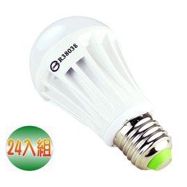 【UNIMAX美克斯】LED 高效10W節能燈泡(PLC-10)-黃光色(24入組)