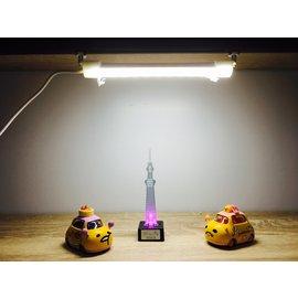 5V USB LED護眼檯燈 18cm 14顆5630燈泡 2W正白光/ 黃光 USB燈條 書桌/ 辦公桌/ 床頭學習護眼 J-12