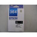 ☆EPSON 364 T364150 C13T364150 原廠黑色墨水匣 適用:XP245/XP442