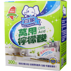 白象萬用檸檬酸300g