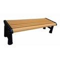 【傢俱城】塑木公園椅4-98 (DIY自組)