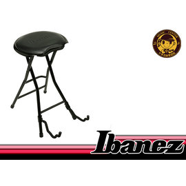~小麥老師 樂器館~Ibanez Chair Stand 吉他架 表演椅 吉他椅 電吉他 貝斯 民謠吉他 古典吉他架