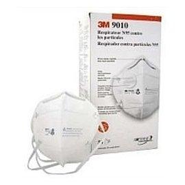 3M 9010 N95折疊式 防塵口罩 防霾害 霧霾 粉塵 50個/ 盒