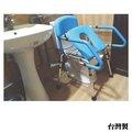 【感恩使者】推臀馬桶椅/無輪款 ZHTW1755 -可當洗澡椅 馬桶扶手 台灣製