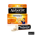 Schiff Airborne 維生素A+C+E+紫錐橘+人參發泡錠(香橙口味) 10錠x5瓶