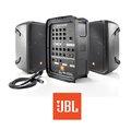 【舒伯樂 - 樂器.錄音.音響專家】美國 JBL EON 208 ALL IN ONE 專業型攜帶式 行動音響 PA喇叭組 街頭藝人必備
