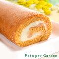 [菠啾花園]菠啾蕃茄乳酪蛋糕捲(350g)-預購