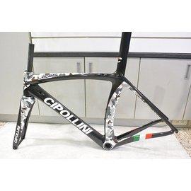 【亞馬遜單車工坊】CIPOLLINI LOGOS 碳纖一體車架-100%義大利製