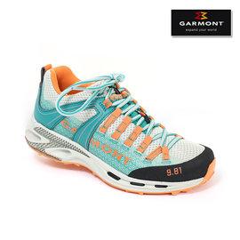 GARMONT 低筒疾行健走鞋9.81 Speed III WMS 481222/ 603 女款 /  城市綠洲((登山鞋、越野疾行、黃金大底)