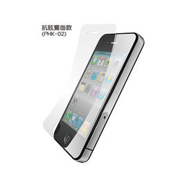 POWER SUPPORT iPhone 4 4S  霧面螢幕保護膜