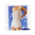 特價【西班牙PRINCESA】(4750)女仕純棉無縫背心襯衣(XL)2件組