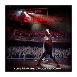 合友唱片 邦喬飛 Bon Jovi  搖滾主權 倫敦帕拉丁劇院現場演唱實錄 This House Is Not For Sale Live From The L