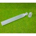 【五旬藝博士】塑膠容器 筆尖型 23ML容器 、顏料分裝、噴畫、顏料罐、筆尖瓶、塑膠瓶罐 多用途