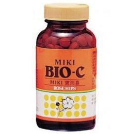 松柏 日本MIKI寶而喜 維生素C鈣 280粒/瓶