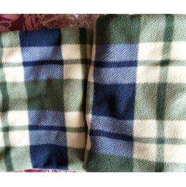 格子 貼合毛毯 冷氣毯 ~台灣製造~