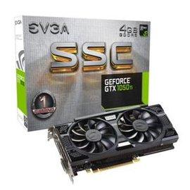 【酷購Cutego】艾維克EVGA GTX1050 Ti 4GB SSC GAMING ACX3.0 GDDR5 PCI-E圖形卡 ,  免運費+6期0利率