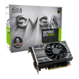 【酷購Cutego】艾維克EVGA GTX1050 Ti 4GB GAMING ACX2.0 GDDR5 PCI-E圖形卡 ,  免運費+6期0利率