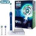 ◤贈牙膏◢ 【德國百靈Oral-B】歐樂B全新升級3D電動牙刷 PRO3000
