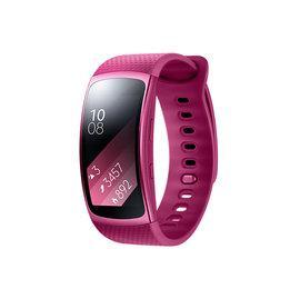 Samsung Gear Fit2智慧手環 【炫盈紅】