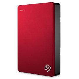 SEAGATE 2.5吋Backup Plus 4TB 外接式硬碟 STDR4000303 (紅)
