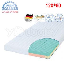 德國 Julius Zoellner 3 Air 嬰兒床墊120x60cm -送 澳洲NVEY嬰兒沐浴乳250ml