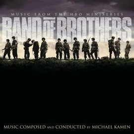 諾曼第大空降~電影原聲帶 180G綠膠 麥可凱曼 BAND OF BROTHERS Michael Kamen