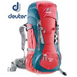 【登山屋 】 deuter #36053 Fox 休閒旅遊背包 【容量 30L】休閒背包 旅行背包