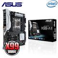 [麻吉熊]含稅免運+刷卡0利率 華碩 X99-A II LGA2011 V3 5向最佳化: Turbo Core - 採用 Intel 最新的核心個別超頻主機板