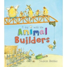 A Day With the Animal Builders 跟著動物建築師過一天