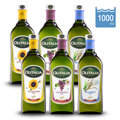 Olitalia奧利塔超值葡萄籽油+葵花油禮盒組(1000mlx6瓶)