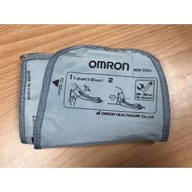歐姆龍軟式壓脈帶袖套 (M),不含轉接頭,適用22-32公分
