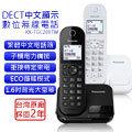 【國際牌PANASONIC】DECT中文顯示數位無線電話 KX-TGC280TW